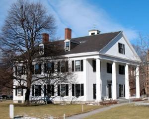 Harvard Gannett House