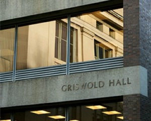 Harvard Griswold Hall
