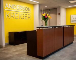 Anderson & Kreiger Office